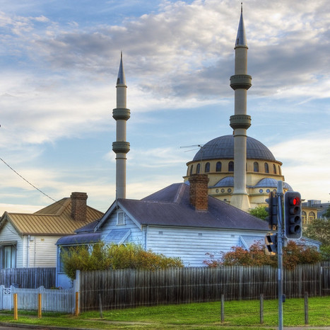 Friday essay: the Australian Mosque | A Random Collection of sites | Scoop.it