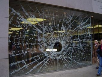 Broken Window Shop Optical Illusion | Mighty Optical Illusions | Tracking Transmedia | Scoop.it