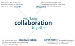 What is collaboration? Co and labor.  So ... | Intelligent Organizations | Scoop.it