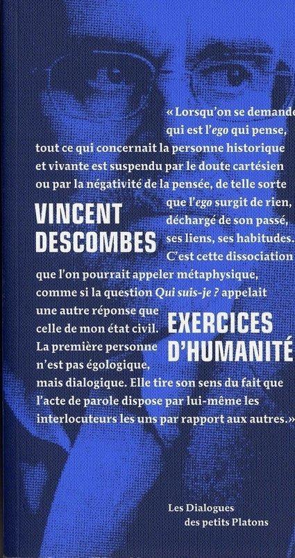 Entretien avec Vincent Descombes : autour de Les embarras de l'identité - actu philosophia | Notes | Scoop.it