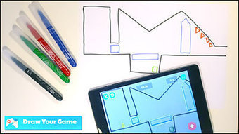 Draw Your Game : Créer son propre jeu vidéo sur android | Serious game | Scoop.it