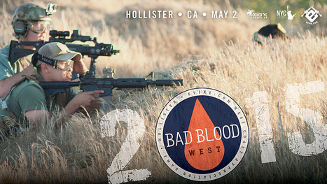MAY 2nd! - OP: Bad Blood West 2015 - NYC Airsoft is BACK! | Thumpy's 3D House of Airsoft™ @ Scoop.it | Scoop.it