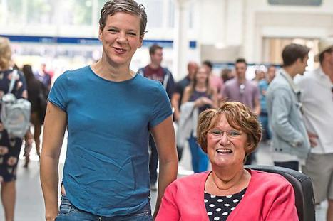 Rail improvements for disabled could help millions, says comic | Accessible Travel | Scoop.it