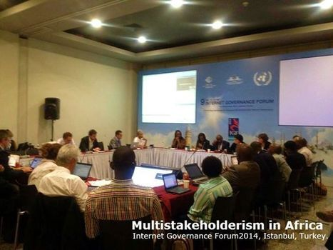 Gauteng IGF | Multi-stakeholder policy dialogue space | Africa | #IGF2014 Reflections | Scoop.it