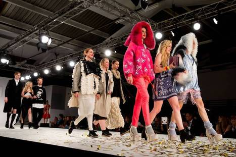 London Dispatch: Fresh Talent Shows at Graduate Fashion Week - New York Magazine | Manchester School of Art @ Graduate Fashion Week | Scoop.it