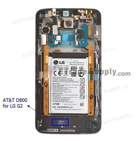 How to Find LG G2 Model Number - ETrade Supply | cracked screen day after I got my new cell phone | Scoop.it
