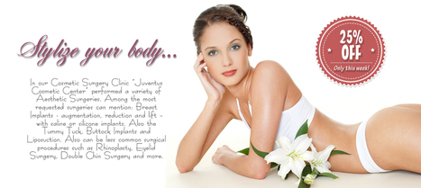 Juventus Cosmetic Center - Plastic Surgery Miami, Cosmetic Surgery, Liposuction Clinic | Body Beauty | Scoop.it