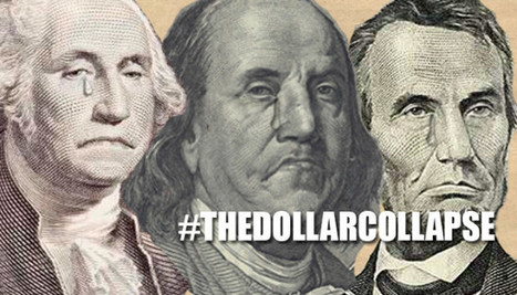 Is the US dollar under attack? (Part II of II) - OfWealth | Gold and What Moves it. | Scoop.it