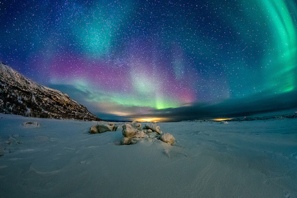 10 Places to Witness the Northern Lights | Travel & tourism | Scoop.it