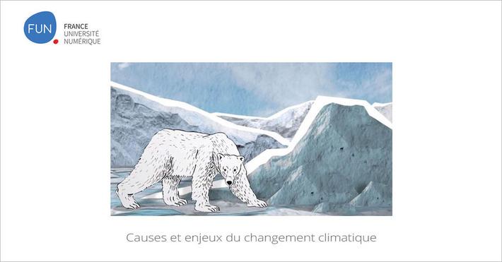[Octobre] MOOC Causes et enjeux du changement climatique... | MOOC Francophone | Scoop.it