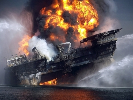 10 million 'missing' gallons from the BP oil spill turn up on sea floor   Texas Coast Living   Scoop.it