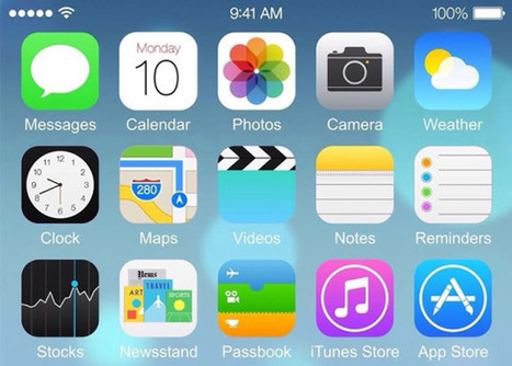 iOS 8 Screenshots Makes Their Way To Mainstream Media | Technology & Business | Scoop.it