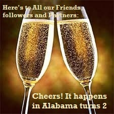 It Happens in Alabama turns 2 on January 1st - gearing up for major growth in 2014 | Events in Alabama | Scoop.it