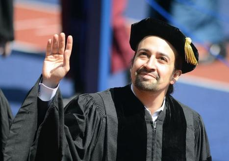 Lessons In Storytelling From Lin-Manuel Miranda's University Of Pennsylvania Commencement Address - Forbes | The ART of Storytelling | Scoop.it