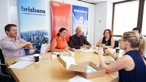 Lord Mayor's Budding Entrepreneurs Program | Digital Brisbane | Computational Thinking In Digital Technologies | Scoop.it