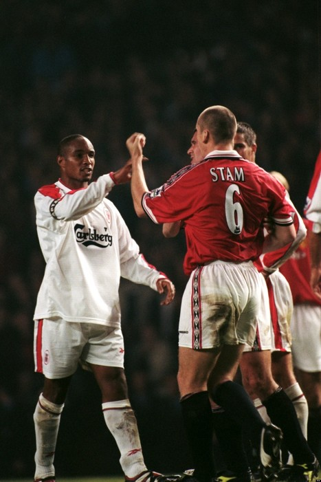 GALLERY: United Vs Liverpool Rivalry Down The Years (PICTURES)   AbuHill   Scoop.it