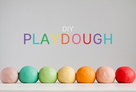 Best Play Dough Ever | Early Childhood Learning | Scoop.it