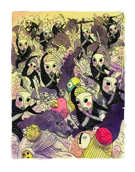 Revue XXI : Les Ombres de Zabus et Hippolyte - Vers un monde meilleur   Les Ombres de Vincent Zabus et Hippolyte, éditions Phébus (bande-dessinée)   Scoop.it