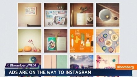 Will Ads on Instagram Turn Off Users? - Bloomberg   MarketingHits   Scoop.it