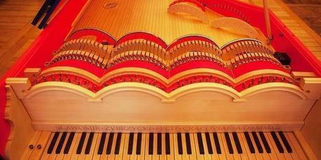 Un piano imaginé par Léonard est devenu réalité   Coups de coeur   Scoop.it