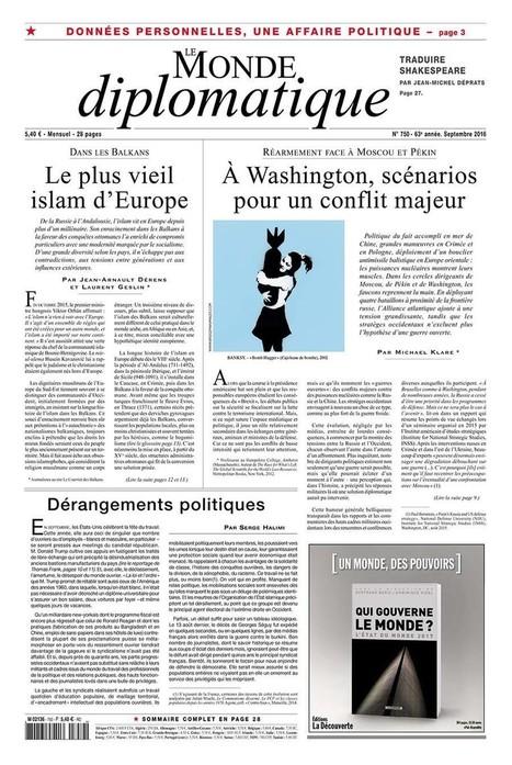 Dérangements politiques   Economie et société   Scoop.it