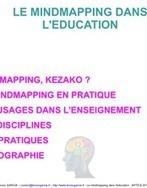 Le Mindmapping dans l'enseignement | WIS ( Web Information Specialist) | Scoop.it