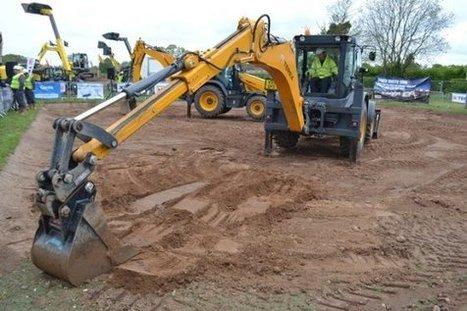 Terex shows mini dumper   Construction News   The Construction Index   Construction Plant News   Scoop.it
