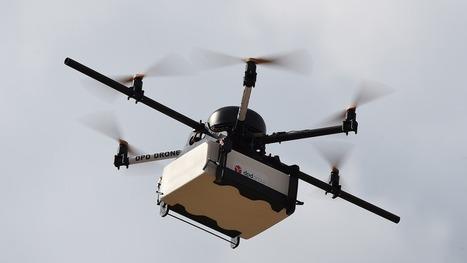 Australia Post is testing the use of drones and 3D printers | Les Postes et la technologie | Scoop.it