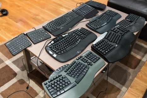 The Most Comfortable Ergonomic Keyboard | Healthy Living Essentials | Scoop.it