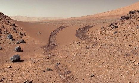 Book excerpt: How we'll live on Mars | Space matters | Scoop.it