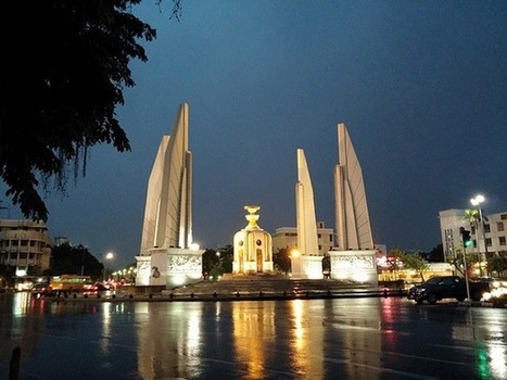 Climat : Bangkok pourrait disparaître d'ici 15 ans | D'Dline 2020, vecteur du bâtiment durable | Scoop.it