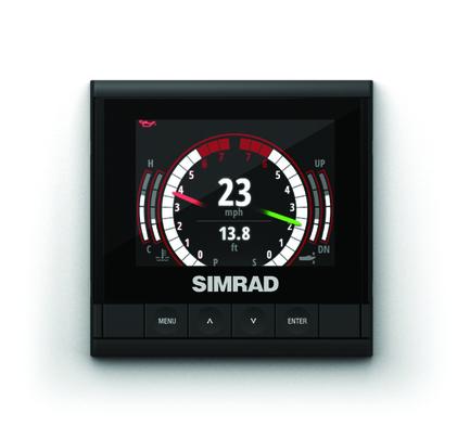 Simrad: nueva pantalla digital IS35 | Marine electronic | Scoop.it