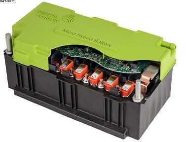 12-Volt Lithium-Ion Battery For Advanced Start-Stop Coming In 2018 - Green Car Reports | All about batteries | Scoop.it
