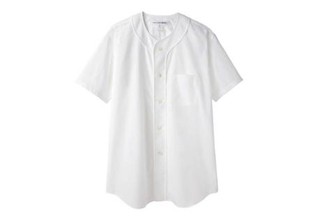 COMME des GARCONS SHIRT 2013 Spring/Summer Baseball Shirt - The Source (blog) | COMME des | Scoop.it