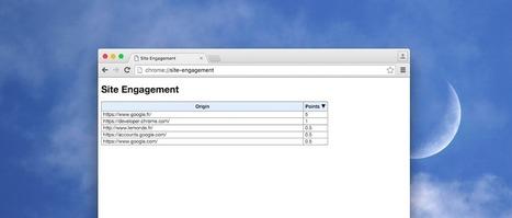 Chrome : Google envisage une fonctionnalité pour répartir les ... - Developpez.com | netnavig | Scoop.it