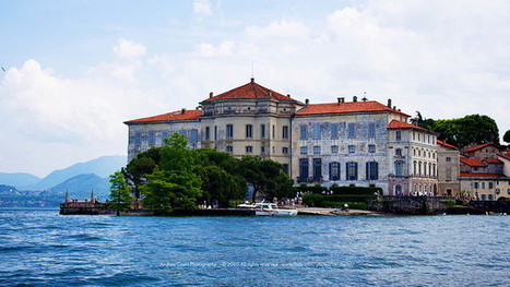 Isola Bella, the Beautiful Island in Lake Maggiore | Où voyager ? | Scoop.it