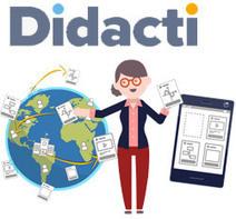Plateforme pédagogique pour l'éducation avec Didacti | TICE, Web 2.0, logiciels libres | Scoop.it