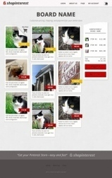 Shopinterest: uno shop on line nel futuro di Pinterest? | Social-Network-Stories | Scoop.it