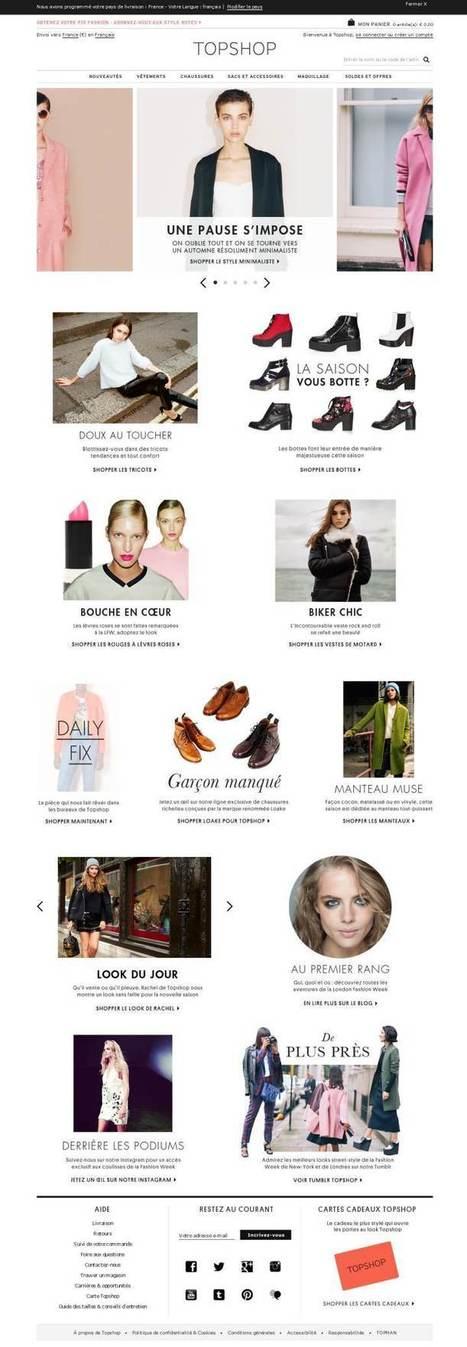 E-commerce & mode : la formule du succès à l'anglaise. – ★ Agence Conseil & Stratégie E-commerce – SKEELBOX Paris | Digital disruption and multichannel innovation | Scoop.it