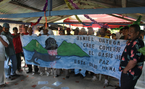 We're Not Going Down Without a Fight': Nicaraguans Draw Battle Lines Over $50 Billion Grand Transoceanic Canal | Permaculture, Homesteading & Green Technology | Scoop.it