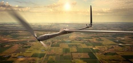 Facebook veut connecter le monde avec des drones solaires qui fournissent un accès à internet | Geeks | Scoop.it