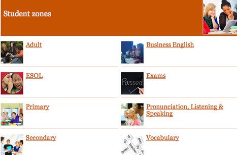 Student zones - English Language Teaching - Cambridge University Press | Look Ahead | Scoop.it
