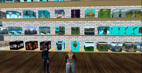 virtualchristine´s Second Life/OpenSim Blog | An older woman's thoughts on the metaverse. | cool stuff from research | Scoop.it
