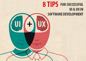 8 UI, UX Tips For Amazing Software or Website Development | Design Revolution | Scoop.it