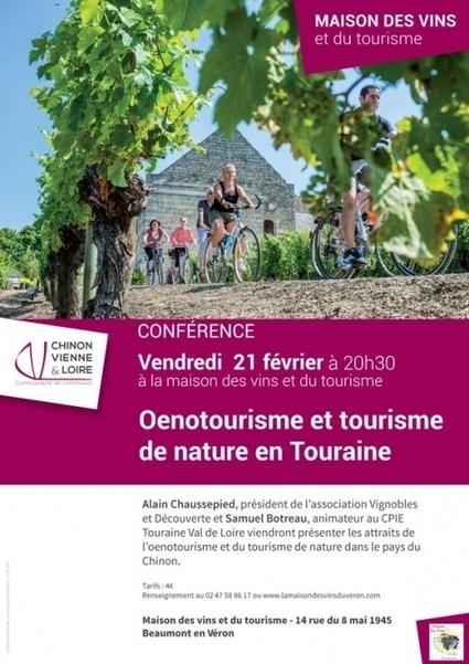 Conférence Oenotourisme et tourisme de nature - Vitisphere.com | Oenotourisme | Scoop.it