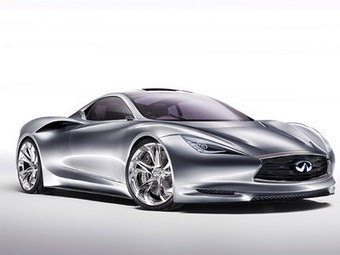 Pics of Infiniti's Upcoming Sexy Electric Supercar Have Leaked! | Electric Car Pictures | Scoop.it