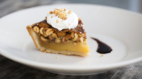 Virginia Peanut Pie With Coke Reduction | Cooking With Coca-Cola® | Scoop.it