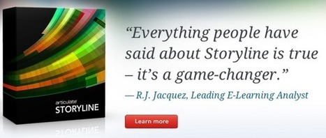 7 reasons why the new Articulate Storyline is a Game-Changer for eLearning and mLearning | The m-Learning Revolution Blog | Studying Teaching and Learning | Scoop.it