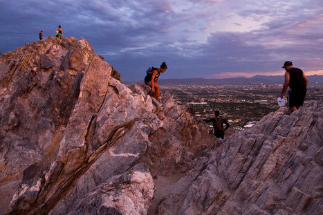 As Temperatures Rise in Phoenix, Hikers Embrace Heat on a Grueling Ascent | Mirage Limousines | Scoop.it
