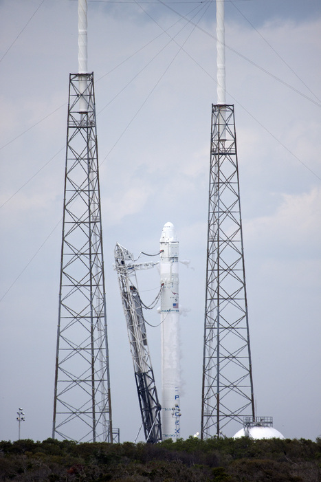 How to Watch SpaceX Launch Private Rocket for NASA Today: 2 Live Webcasts | The NewSpace Daily | Scoop.it